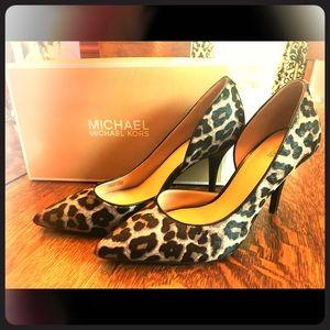 Michael Kors Nathalie High Pump- Size 11